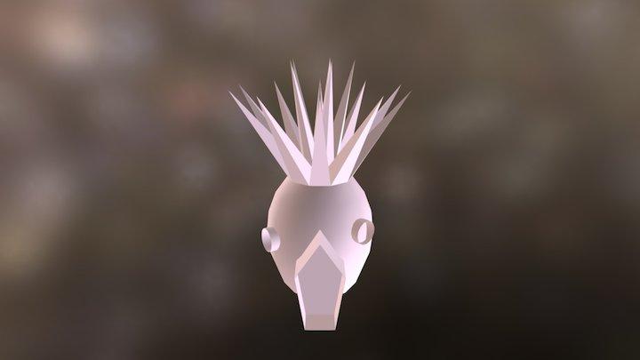 Krtum 3D Model