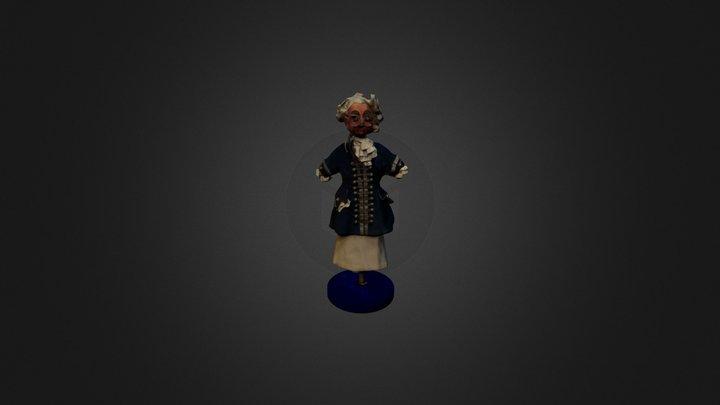 Sempronio 3D Model