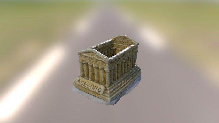 Agrigento 3D Model