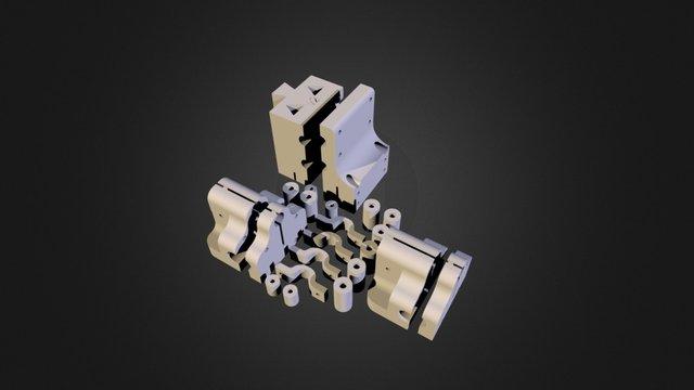 Part to print - part 1 3D Model