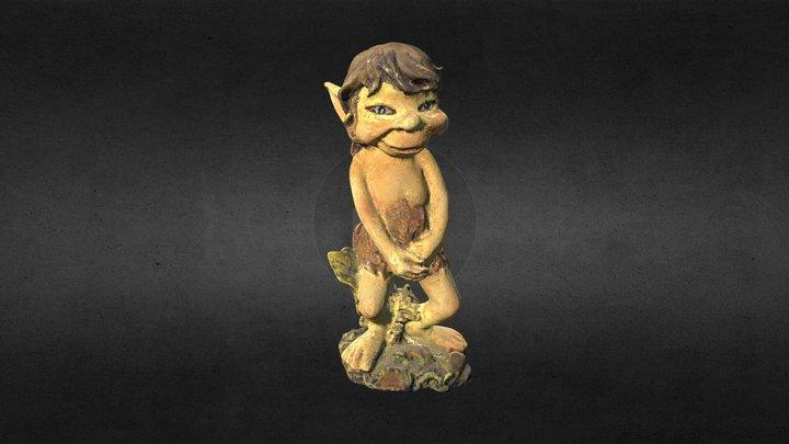 Goblin (version one) 3D Model