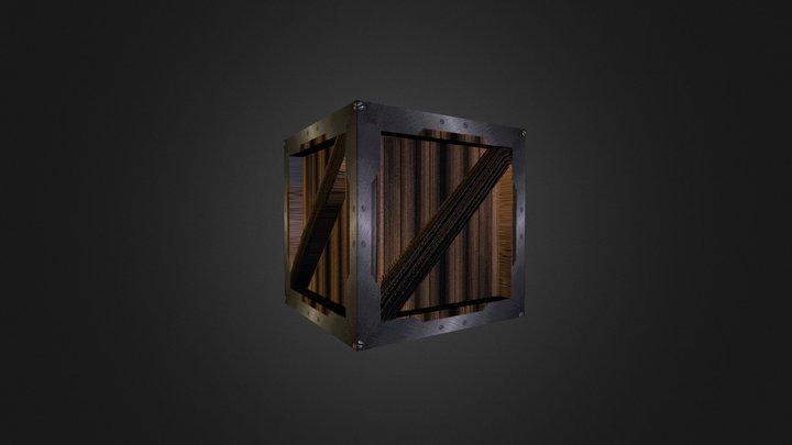 crate_sketchfab 3D Model