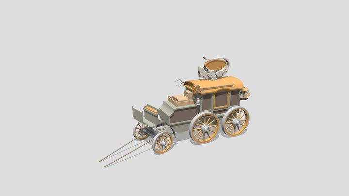 The Ratcatcher  - XYZ Homework 3D Model