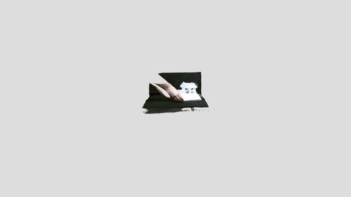 Bat House Rotate 3D Model