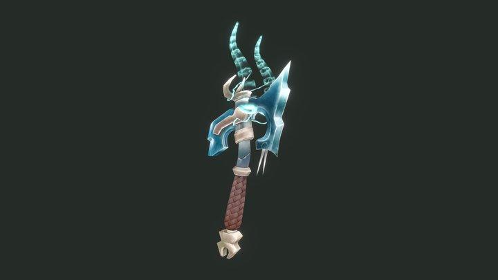 World of Warcraft - Sindragosa's Frost 3D Model