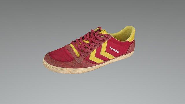 Old shoe 3D Model