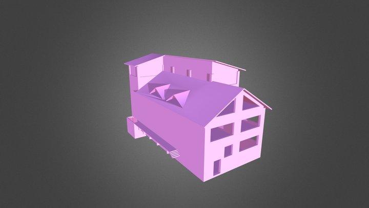 Moara 3D Model
