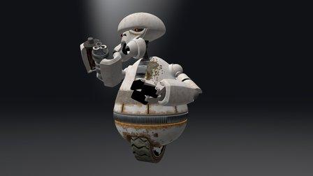 Robot Final 3D Model
