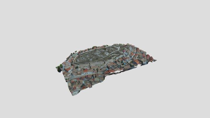 Castillo Jorquera 3D Model