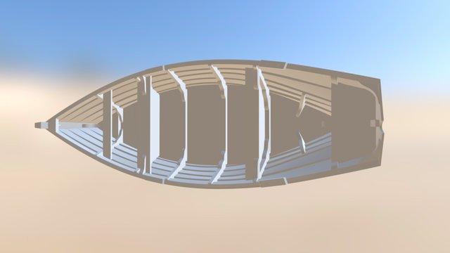Pram fra Lyngvig (Rhino) 3D Model