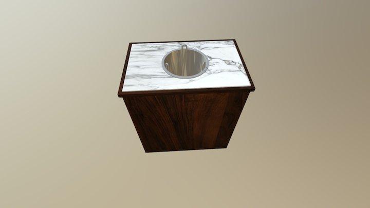 60132-01 Stone 3D Model