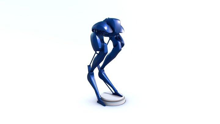 Cassie 3D Model