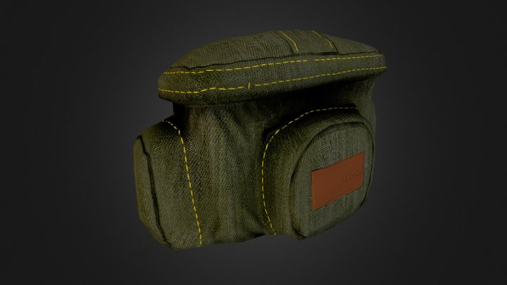 Bag2 3D Model