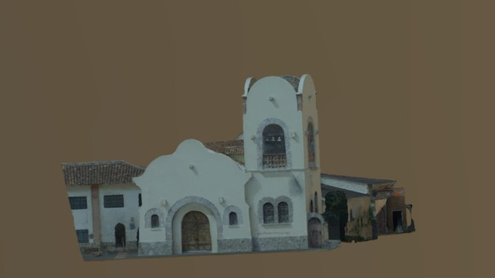 Iglesia El Vergel- 3D Model