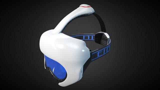 Ein's VR 3D Model