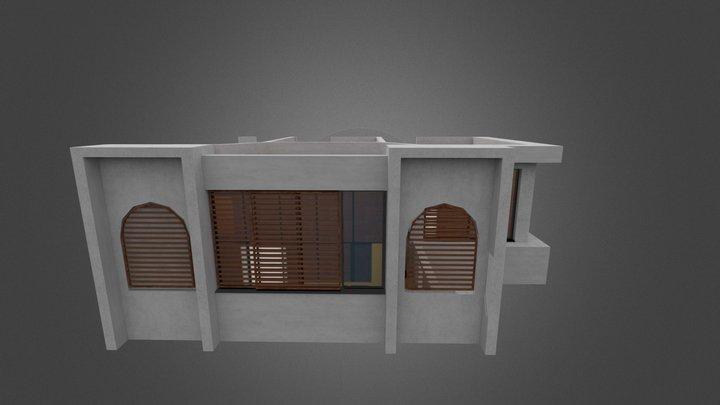 Bureau MATCL interior 3D Model