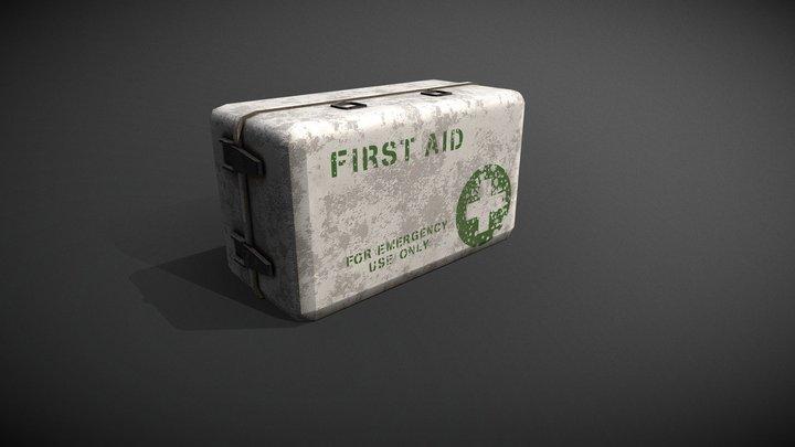 Fallout_Medkit 3D Model