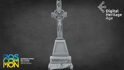 O' Flynn Memorial - Kilbegly Co. Roscommon 3D Model