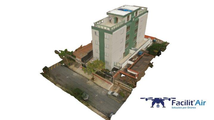 Baixa de Construção com Drones | PBH 3D Model