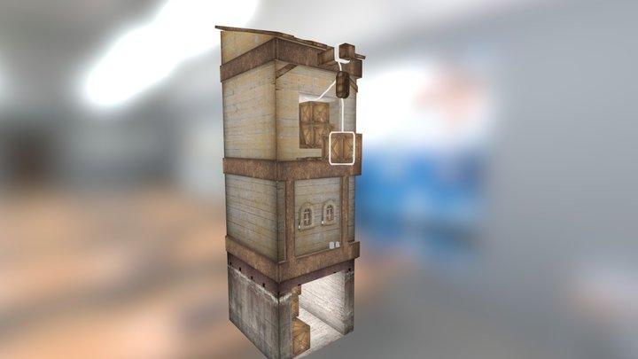 Casa02 3D Model