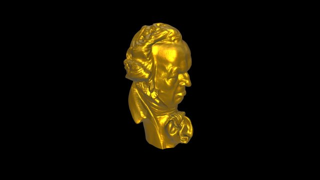 Goya 3D Model
