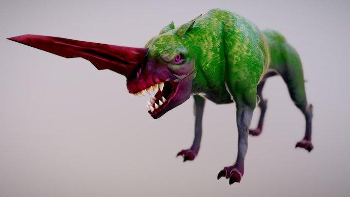 Atuu 3D Model