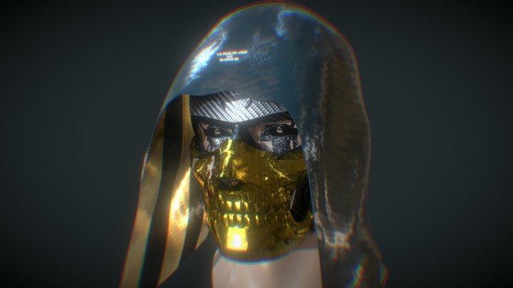 Higgs in Ludens and Golden skull 3D Model