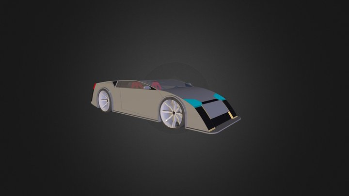 Oqab Raad RGT 3D Model