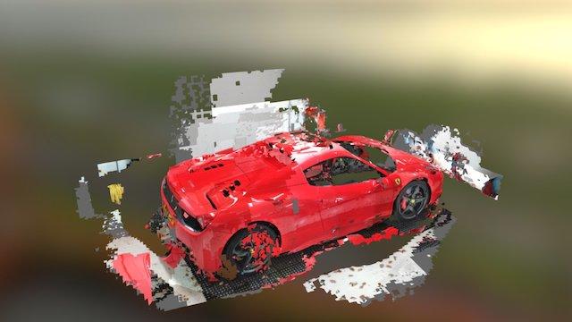 Rah Ree 3D Model