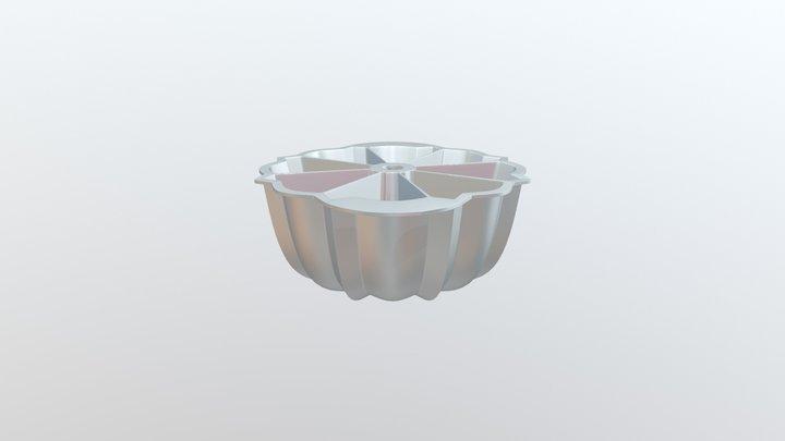 Katrices Bundt Pan 3D Model