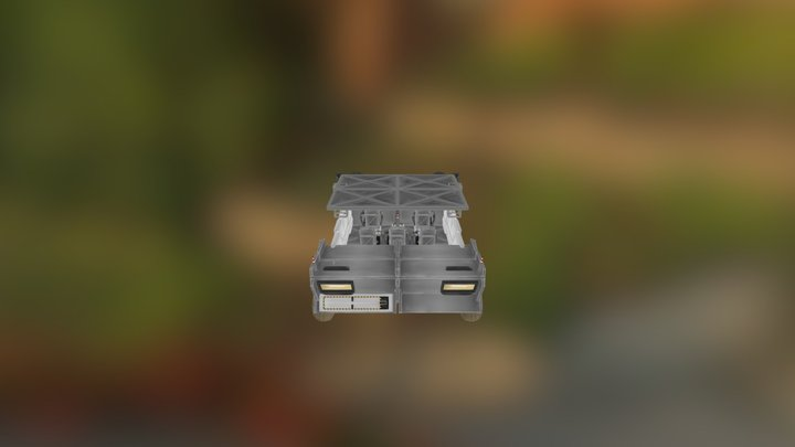 Rufa Phoenix H 3D Model