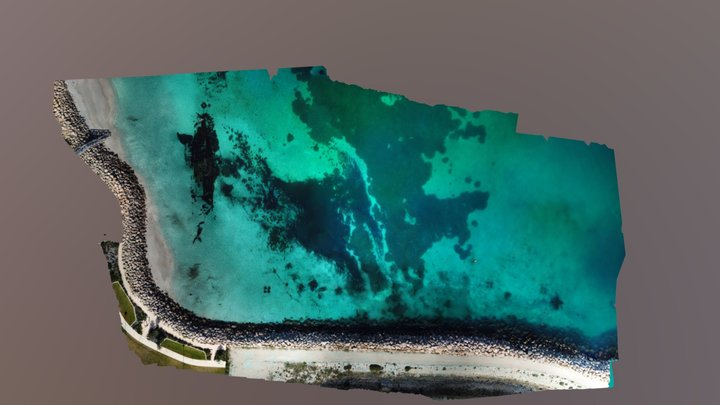 Omeo Dive Site 3D Model