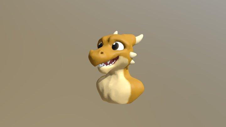 Dragonboi for dnd 3D Model