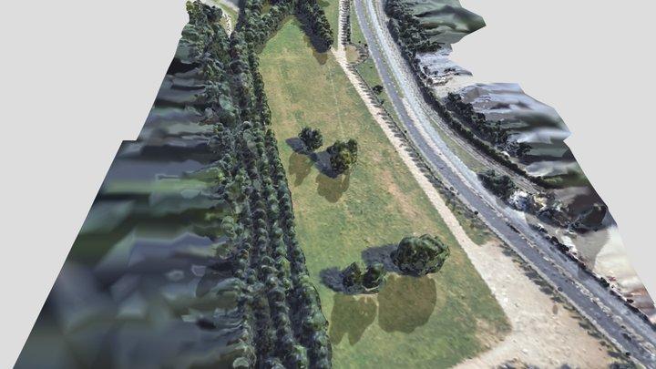ST Cloud 3D Model