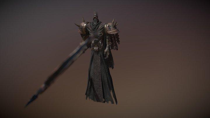 Reaper Boss 3D Model