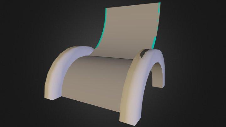fauteuil1.zip 3D Model