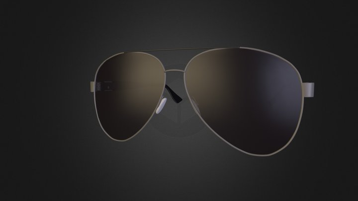 Sunglasses8.blend 3D Model