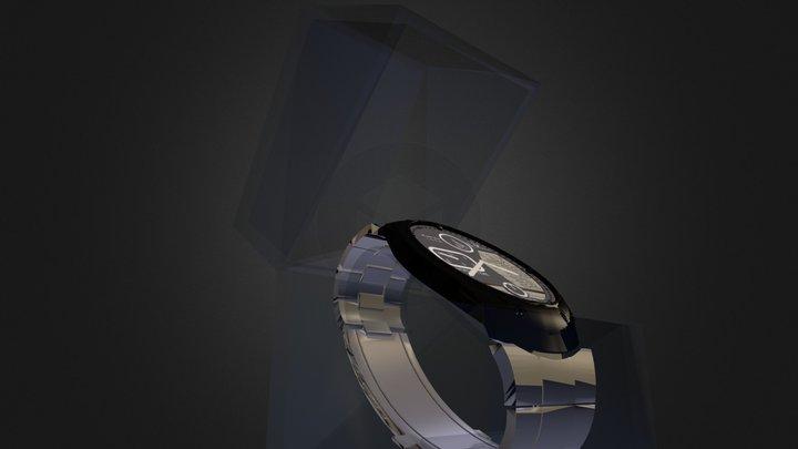 WatchBulovaN170211.zip 3D Model
