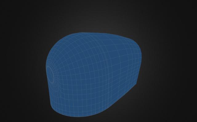 casco3.blend 3D Model