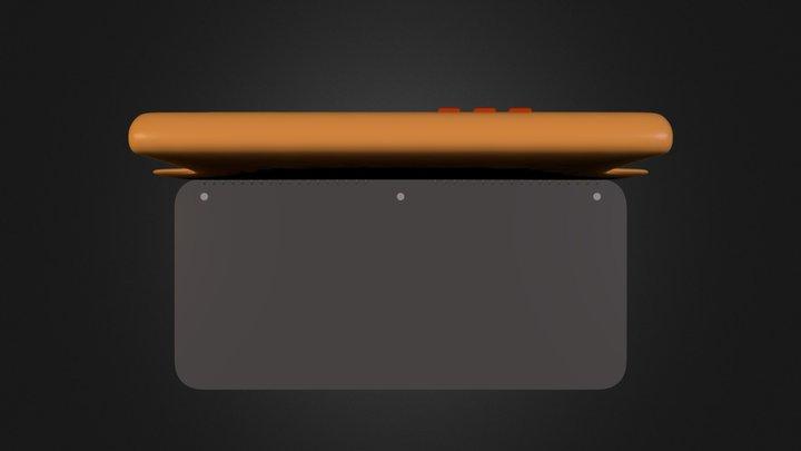 GlareBear Design for SketchFab Upload.3DS 3D Model