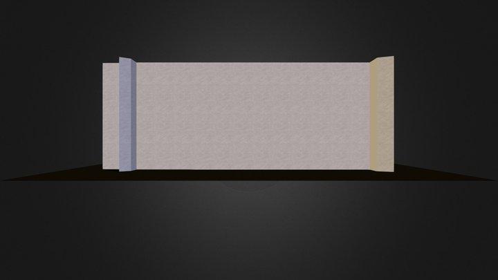 Menjador3 3D Model