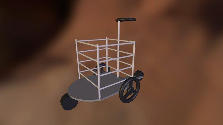 Scarter ver1.0 (1).dae 3D Model