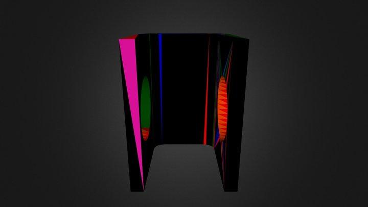 strzemie1b 3D Model