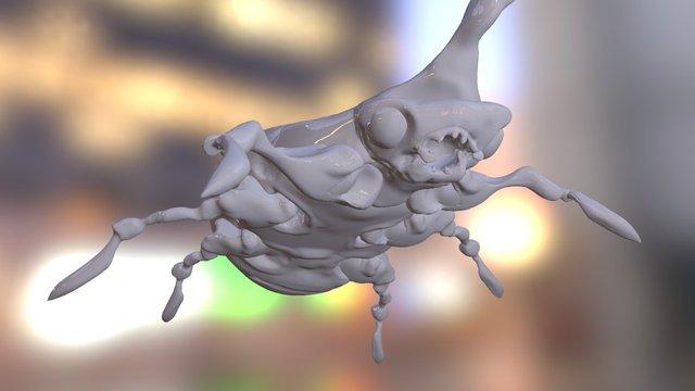 Insecto Final 3D Model
