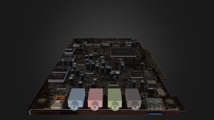 zkarta 3D Model