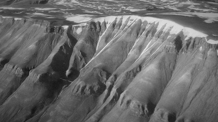 Tschermakfjellet 1936 3D Model