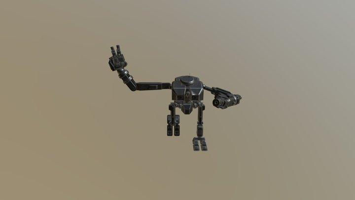 DAE Bot Baking assignment 3D Model