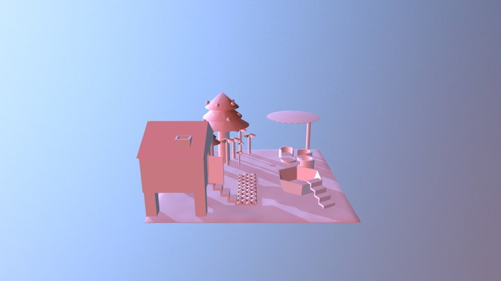 Bodacious Blad 3D Model