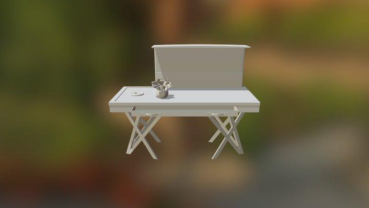 Eon Table 3D Model
