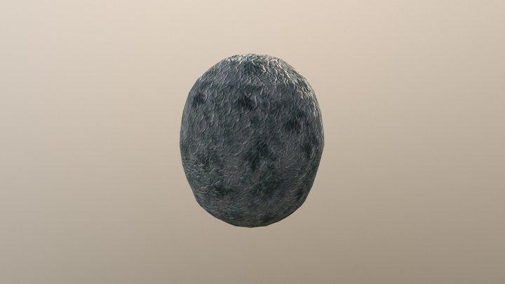 marble metal 3D Model